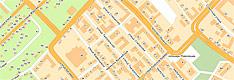 Подробная карта Иваново